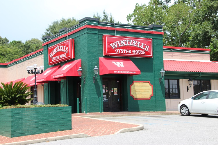 West Mobile Wintzell 39 S Oyster HouseWintzell 39 S Oyster House