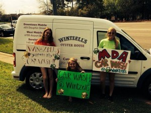 Wintzell's West Mobile Car Wash