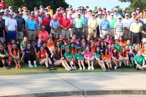 2014 Golfers and DYW Finalists