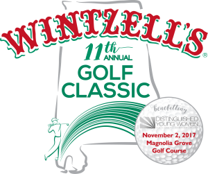 2017 Golf Tournament Logo