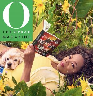 Oprah July magazine cover